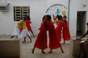 Tanz im Hof der CA