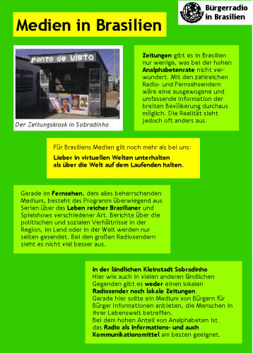 PlakatBürgerradio